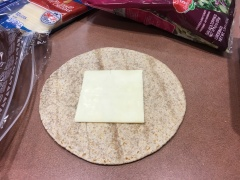 Step 2: extra-sharp white cheddar cheese